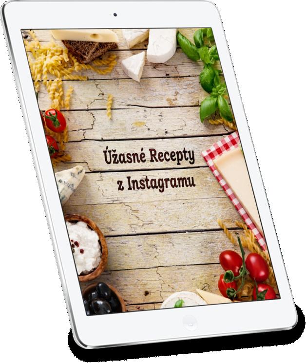 Úžasné Recepty z Instagramu